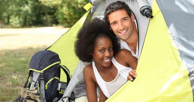 5 grunde til at tage på campingferie i Danmark