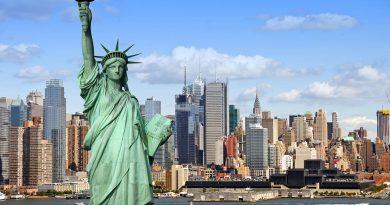 Går din ferierejse til USA?