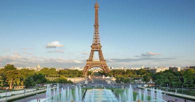 Det skal du opleve i lysets by, Paris