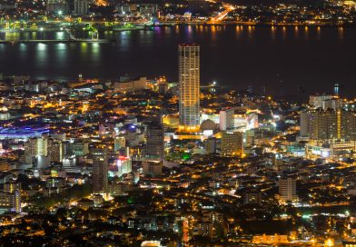 Dette kan du se og opleve i Georgetown, Penang i Malaysia